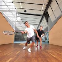 Badminton-Squash